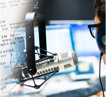 Audio Script Writing Services to Buy Online