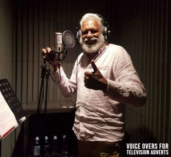 Voice Overs for Television Adverts