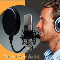 What is voice over recording?