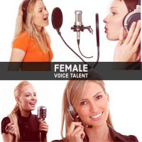 Female Voice Talent