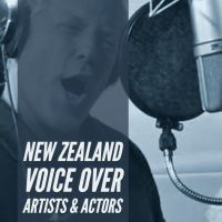 New Zealand Voice Over Artists & Actors